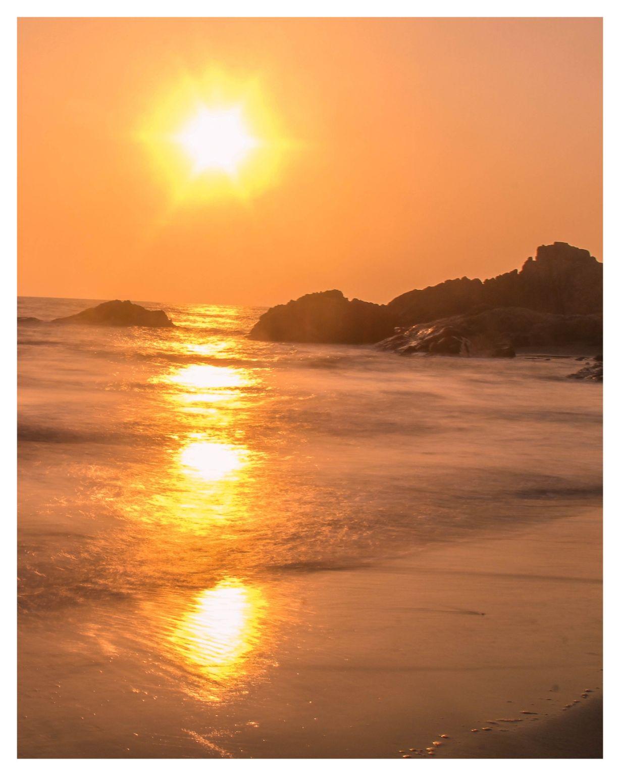 Photo of Vagator Beach By raghav kalra