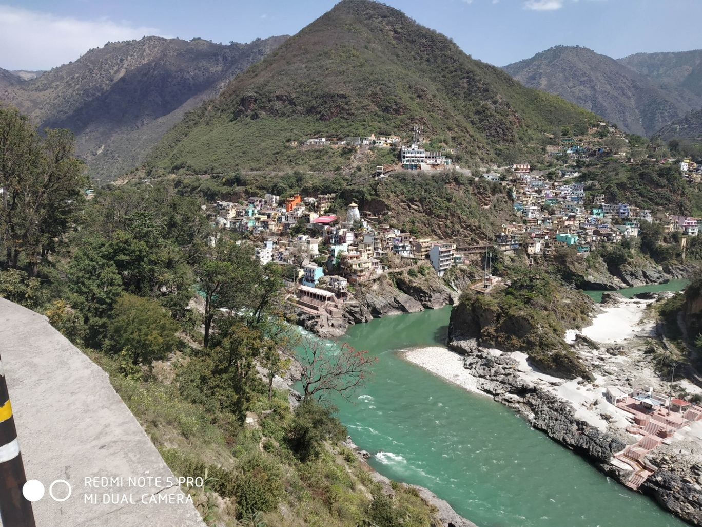 Photo of Devprayag By Neha Singh