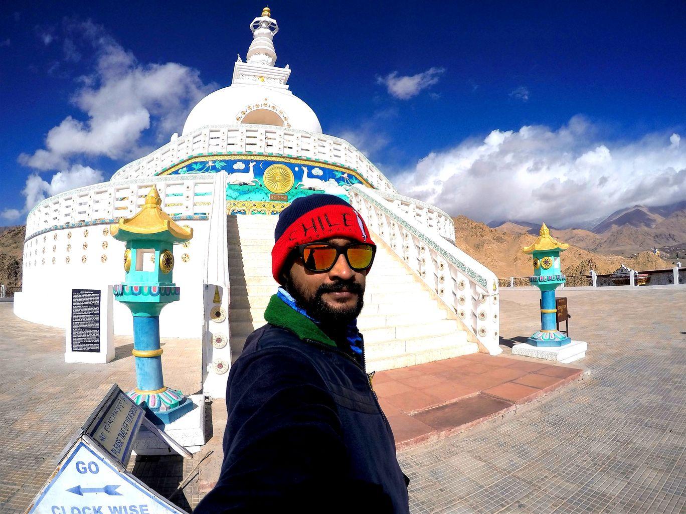 Photo of Shanti Stupa By Yogesh Chavan