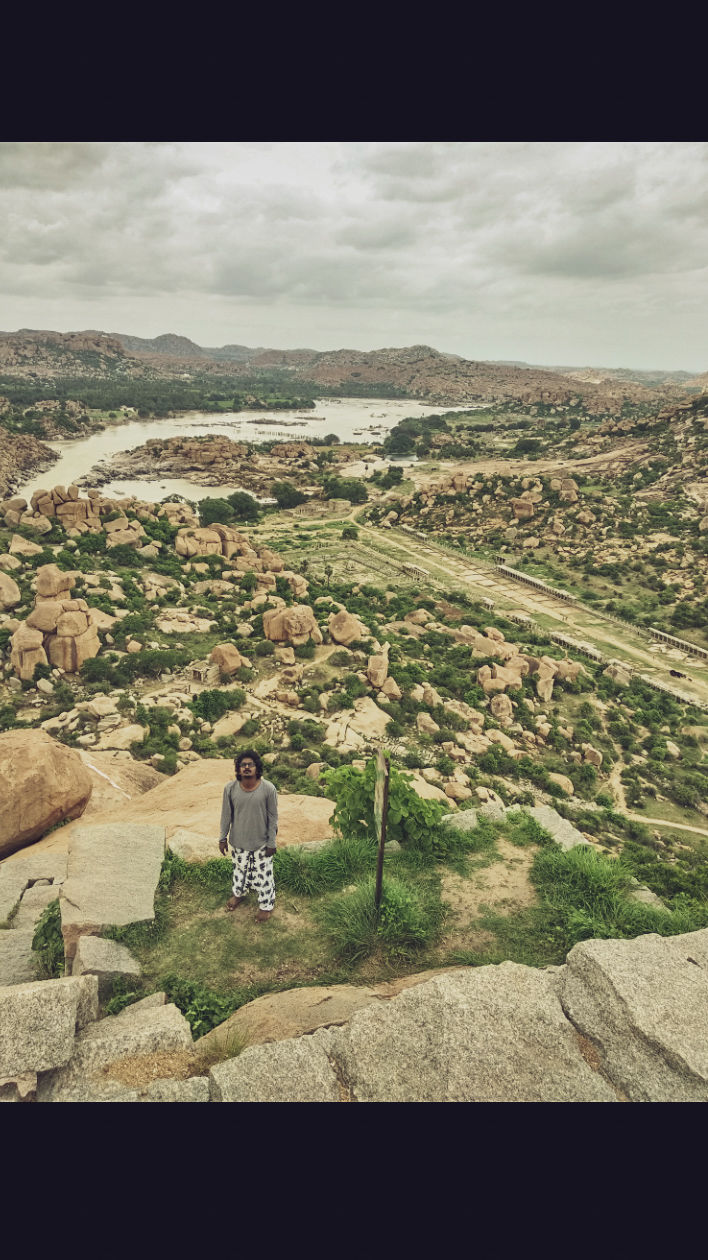 Photo of Hampi By isham illyas