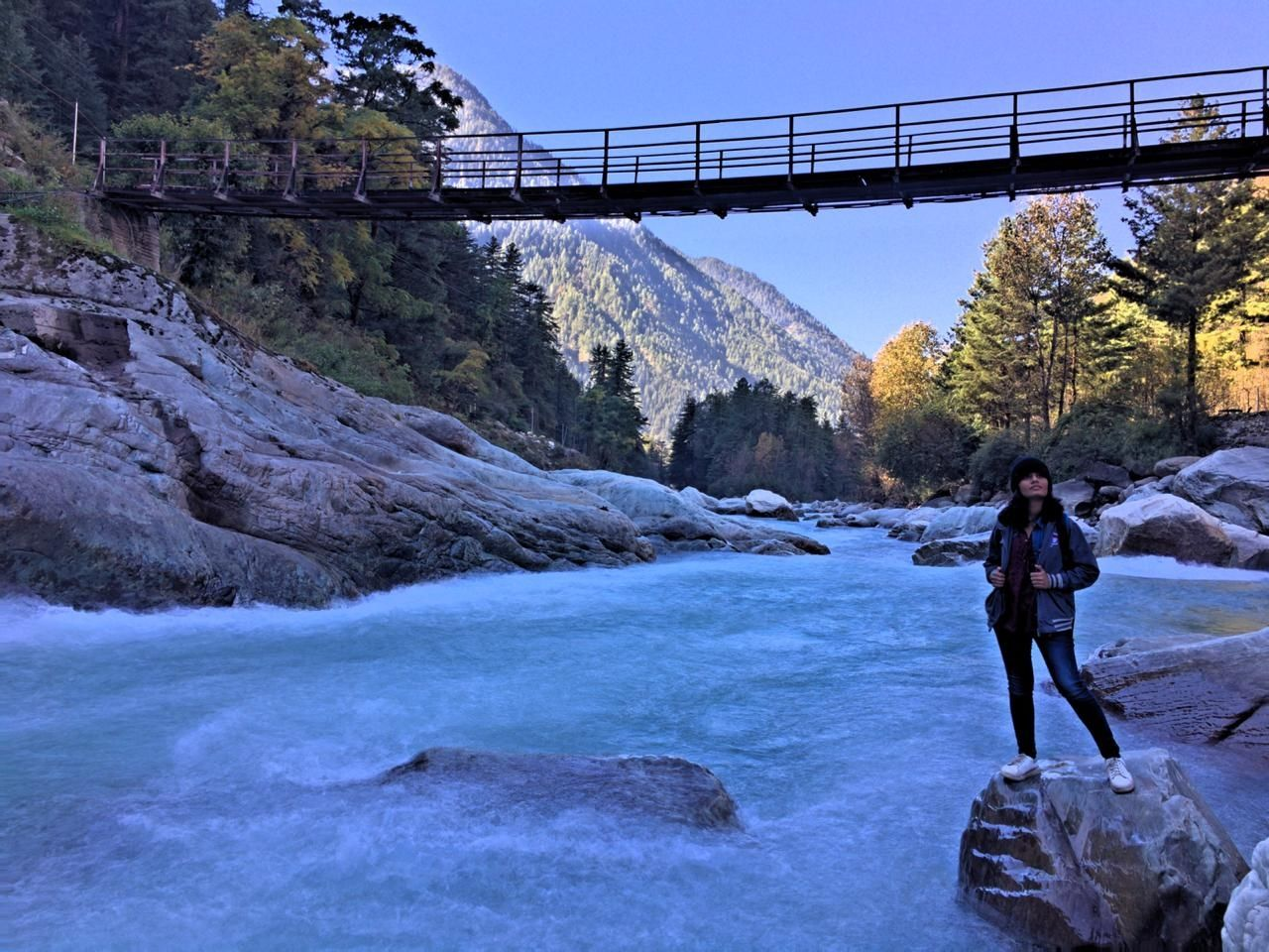 Photo of Kasol By Purna