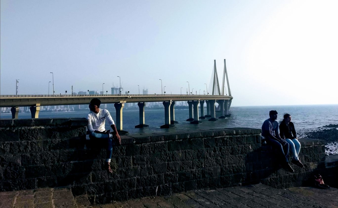 Photo of Bandra Fort Ampitheatre By Purna