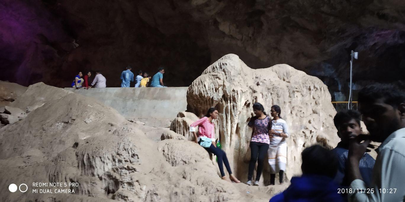 Photo of Borra Caves By Anil Patra
