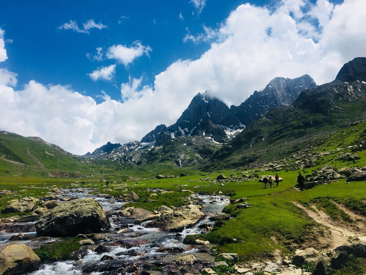 Photo of Himalayas By anish mittal