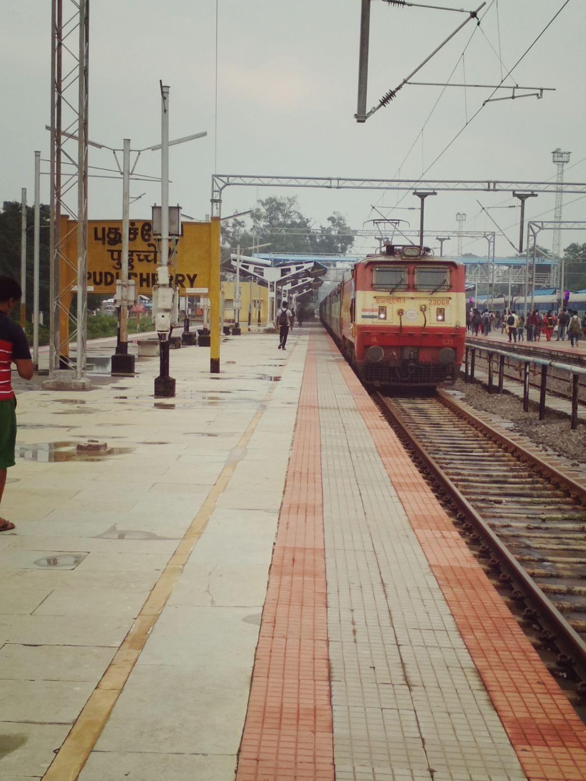 Photo of Puducherry By Smash