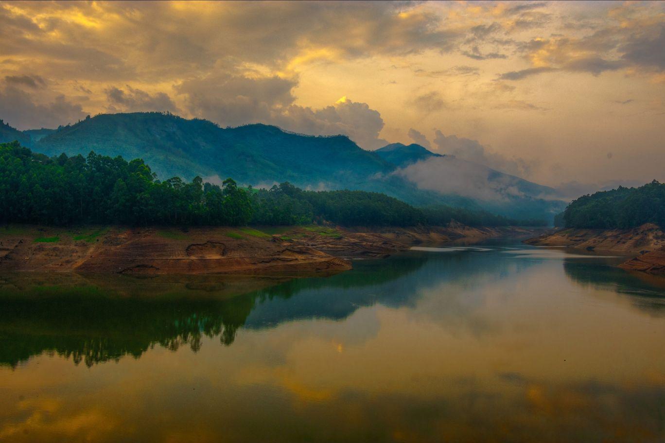 Photo of Mattupetty Dam By Rishab Tripathy