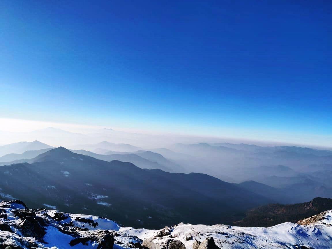Photo of Kedarkantha Summit By Rajat Garg