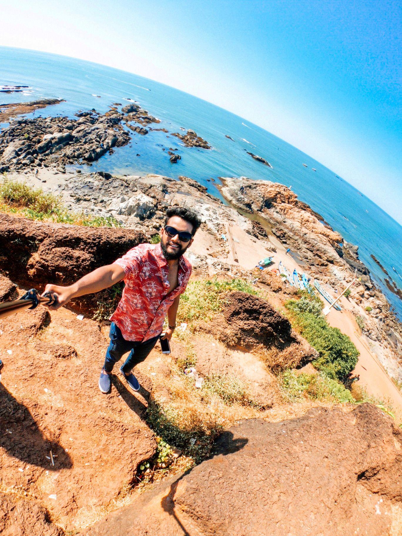 Photo of Vagator Beach By Unnath Kumar