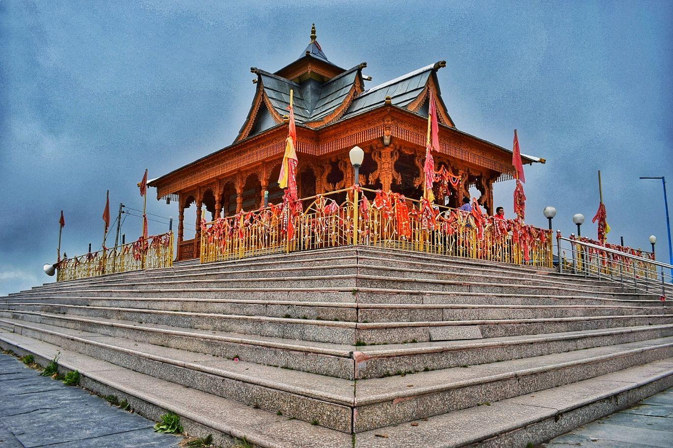 Photo of Hatu Mata Temple Hatu By Mytravelrunbynaveen