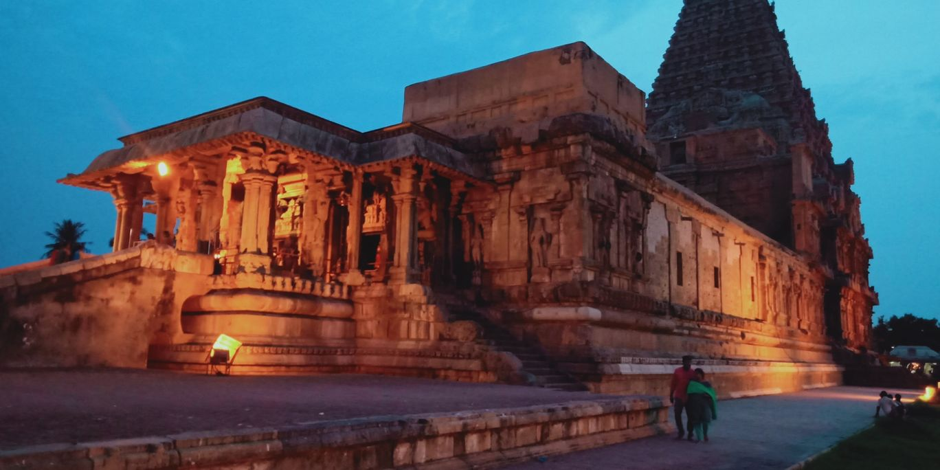 Photo of Thanjavur By tripnclicks