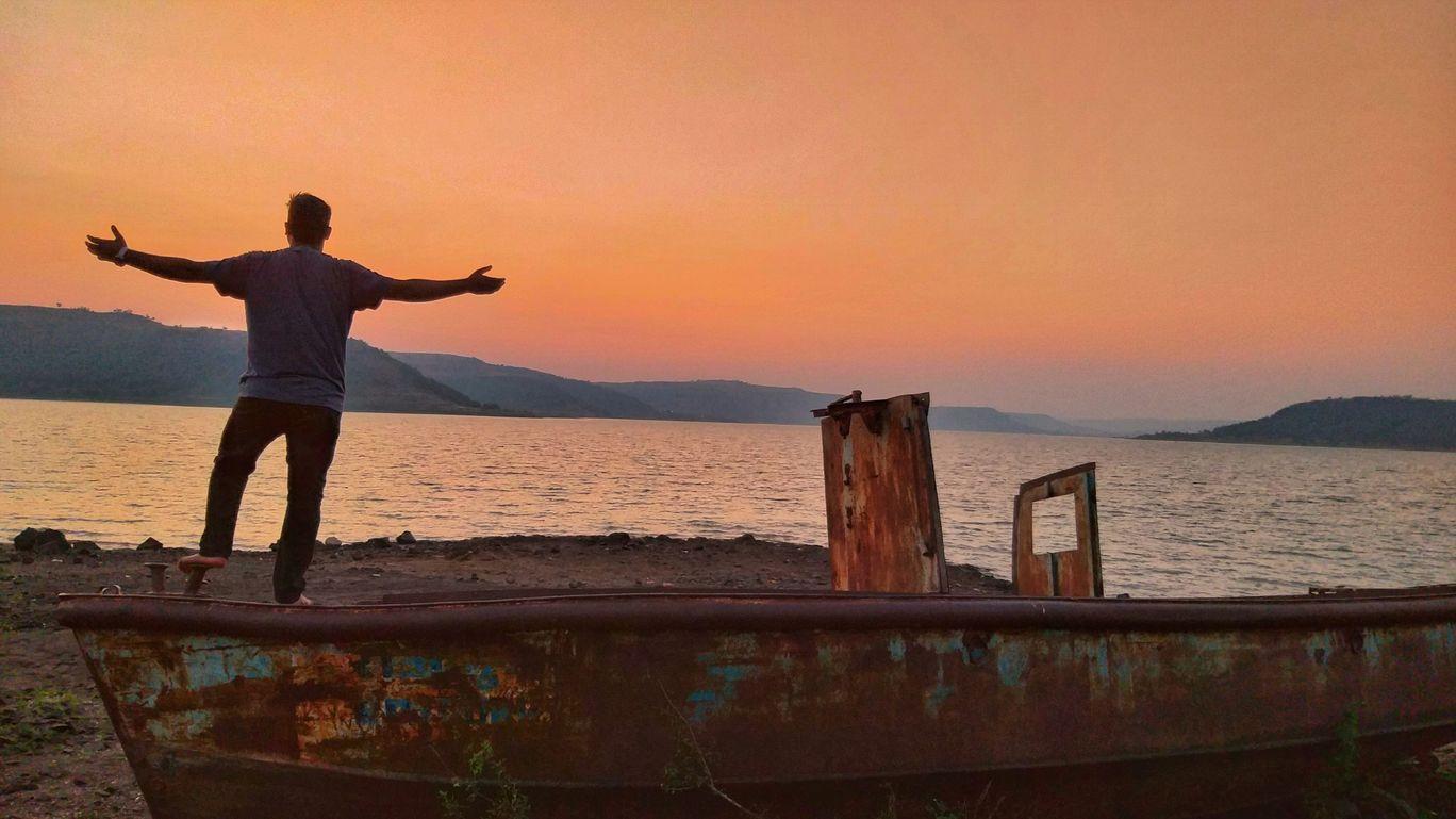 Photo of Chas Kaman Dam By vinit kumar