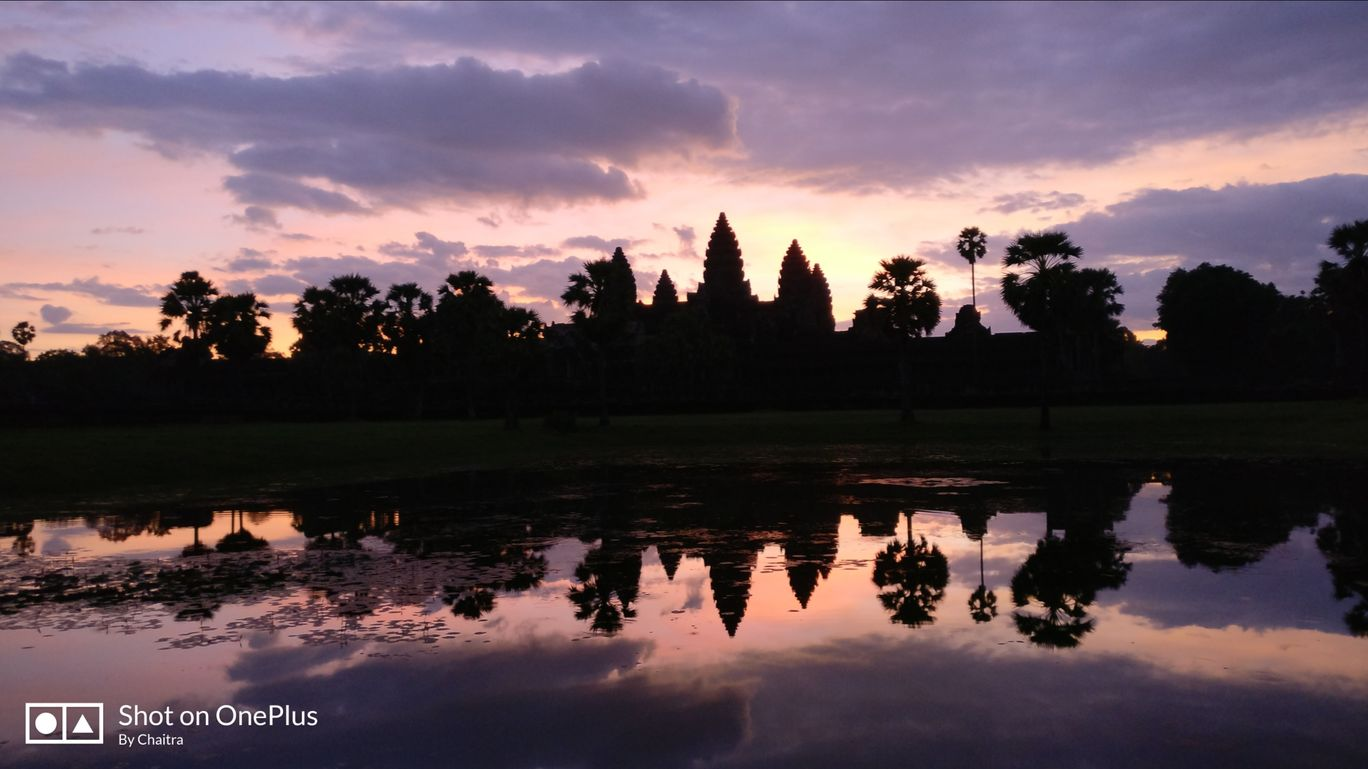 Photo of Siem Reap By Chaitrali Deolekar