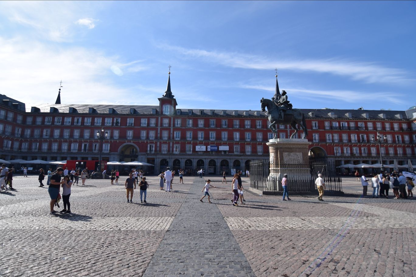 Photo of Madrid By Dr. Kaushal Shah