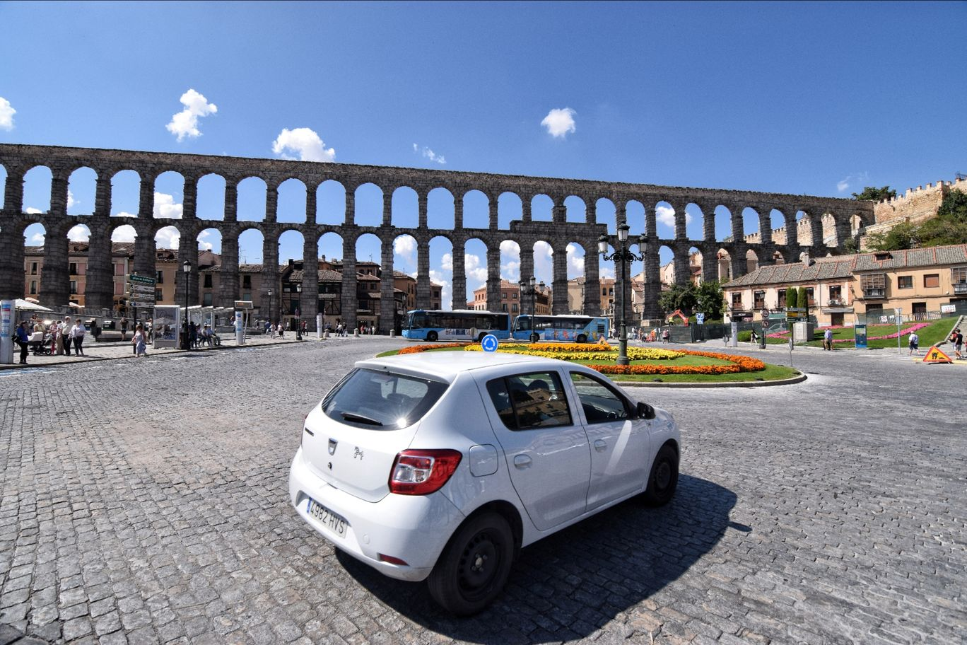 Photo of Segovia By Dr. Kaushal Shah