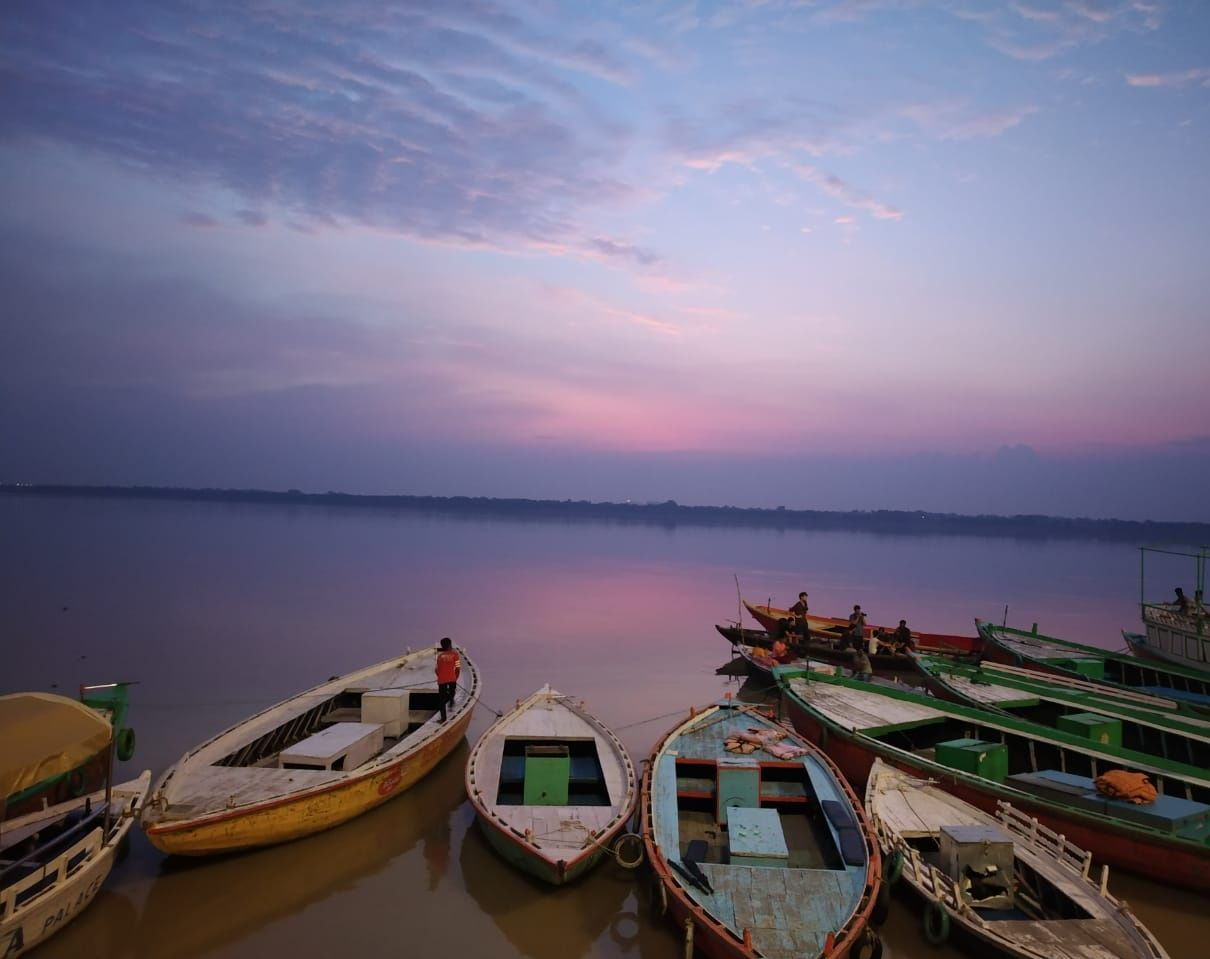 Photo of Varanasi By Ashwani Singh