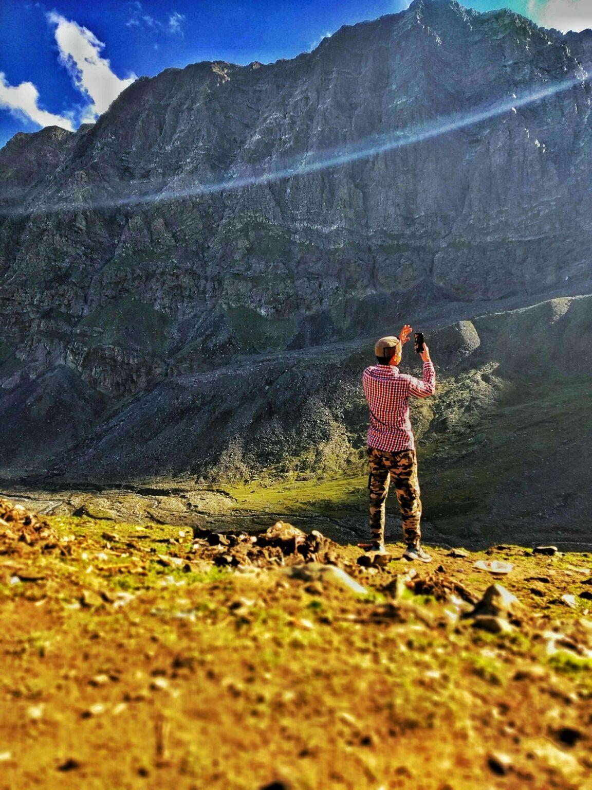 Photo of Manimahesh Kailash Peak By Shubham Singh Thakur