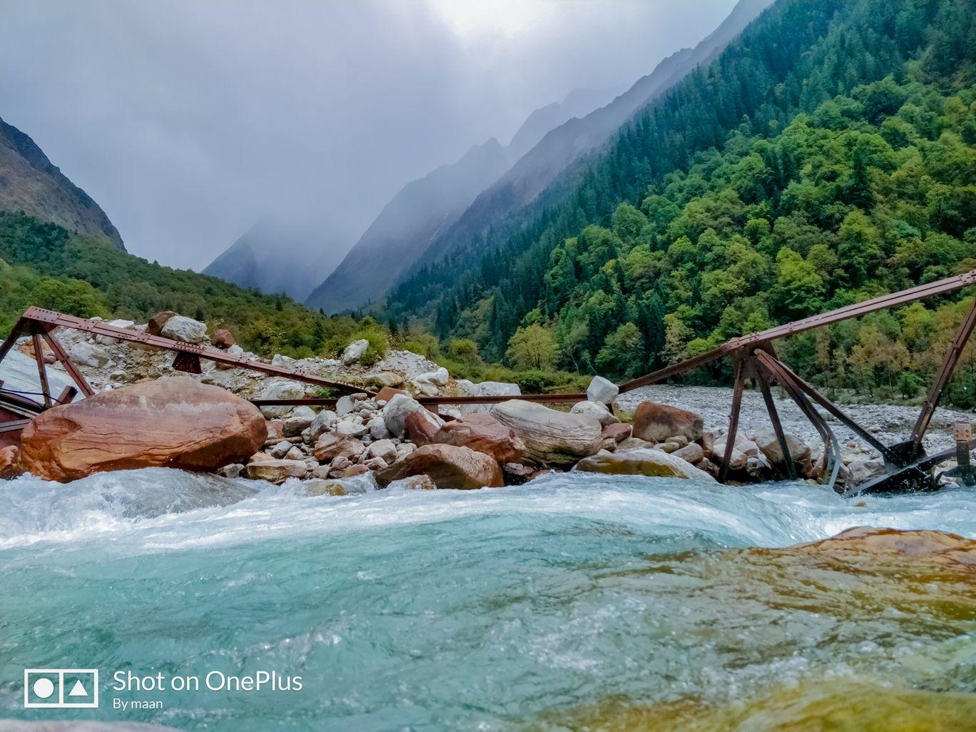 Photo of Ghangaria - Valley of Flowers Trek Route By VARINDER Singh Maan