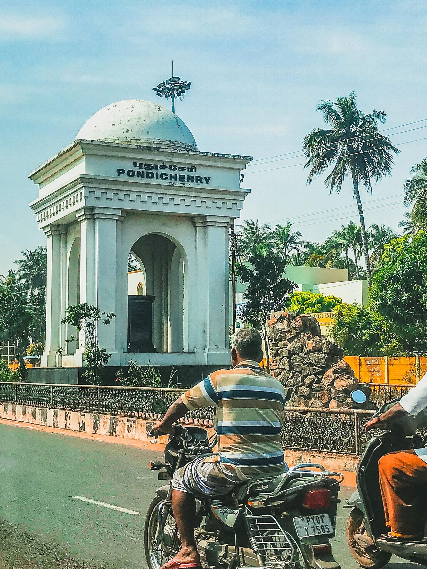 Photo of Puducherry By NaughtyandCurly