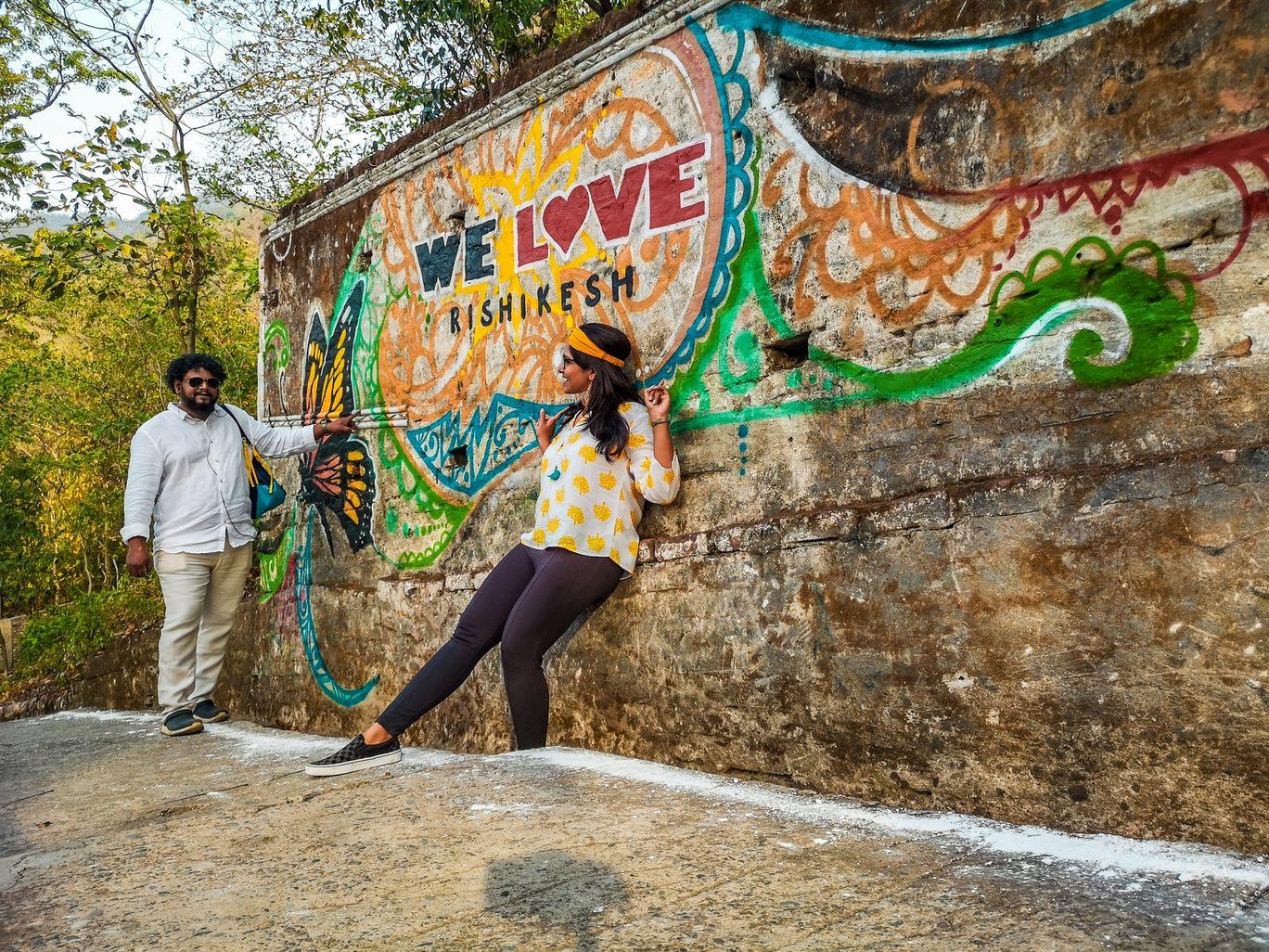 Photo of Rishikesh By NaughtyandCurly