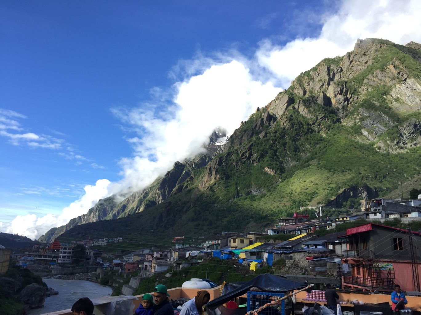 Photo of Badrinath By Deven Goyal