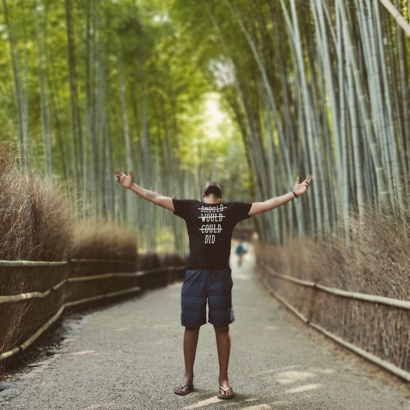 Photo of Arashiyama Bamboo Grove By Balaji Jagannathan