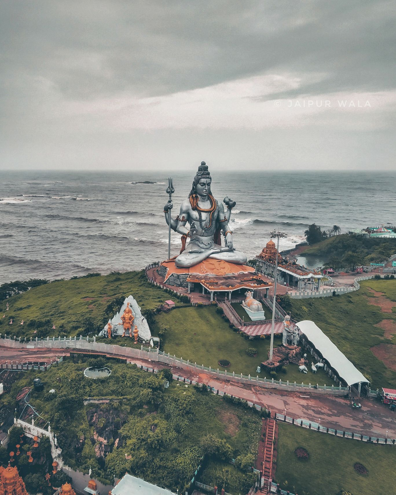 Photo of Murdeshwar By Shubham Jain