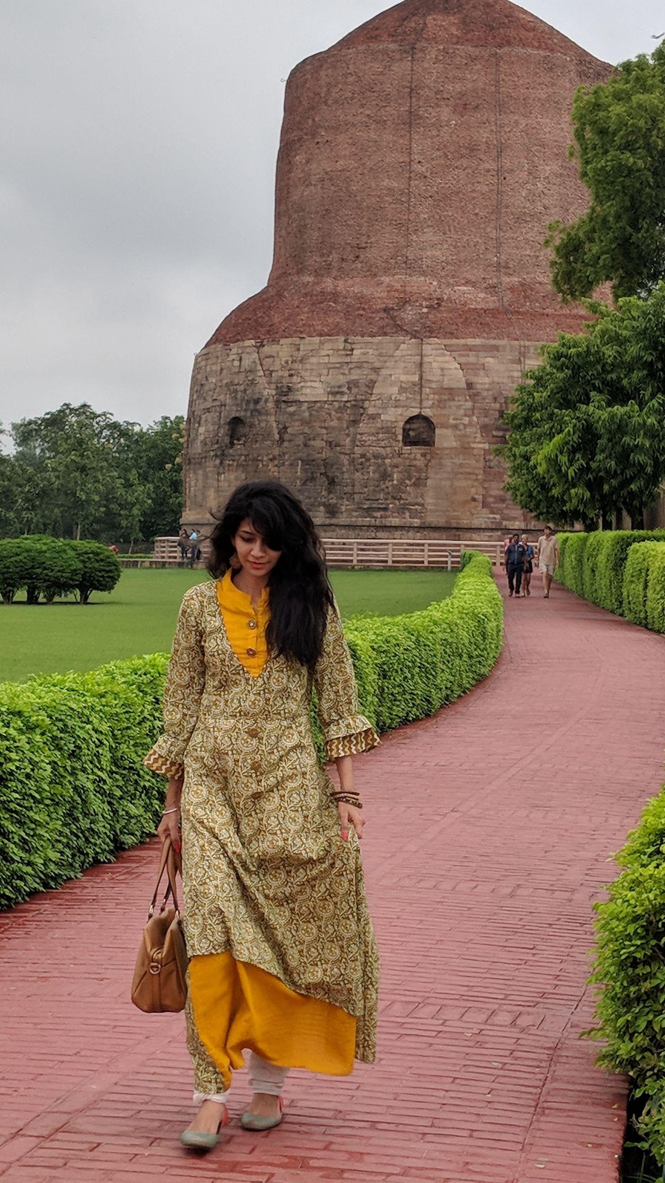 Photo of Sarnath By darshini1922