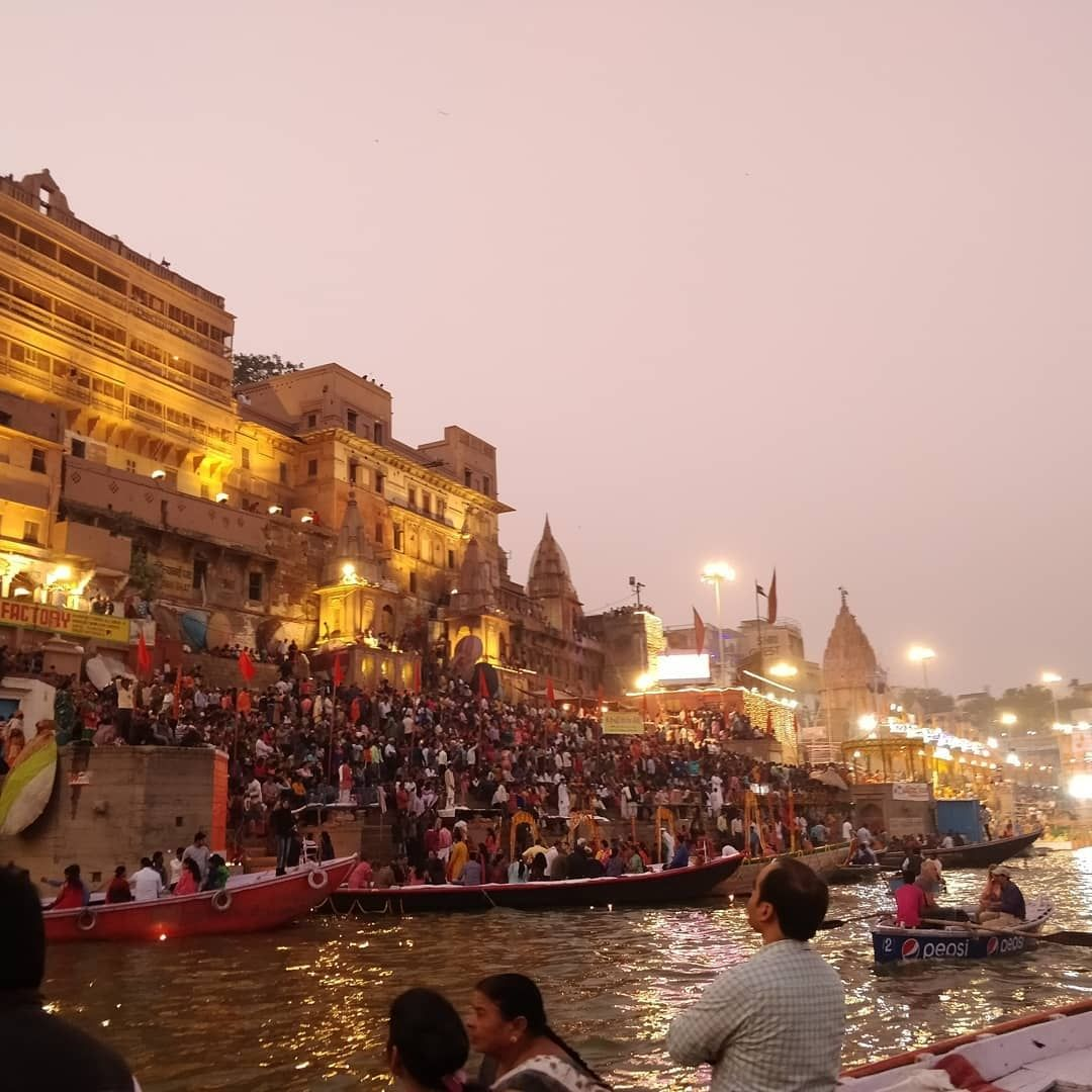 Photo of Dashashwamegh ghat By Ravi Ranjan Ojha