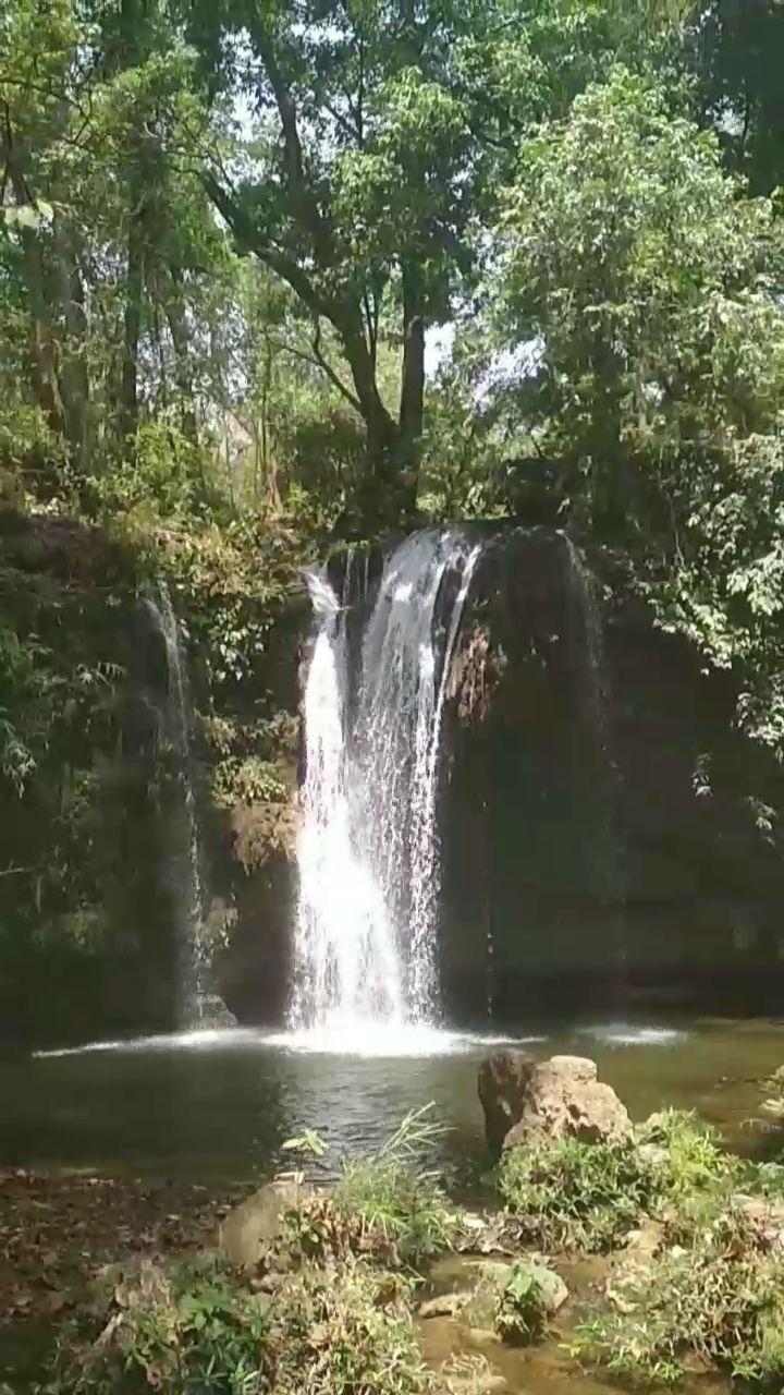 Photo of Corbett Falls By Chetna_Rachel