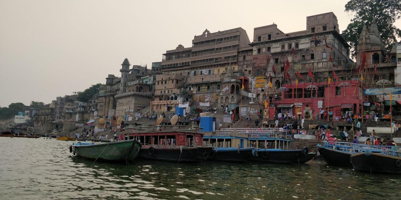 Photo of Varanasi By Dikshant Shekhar