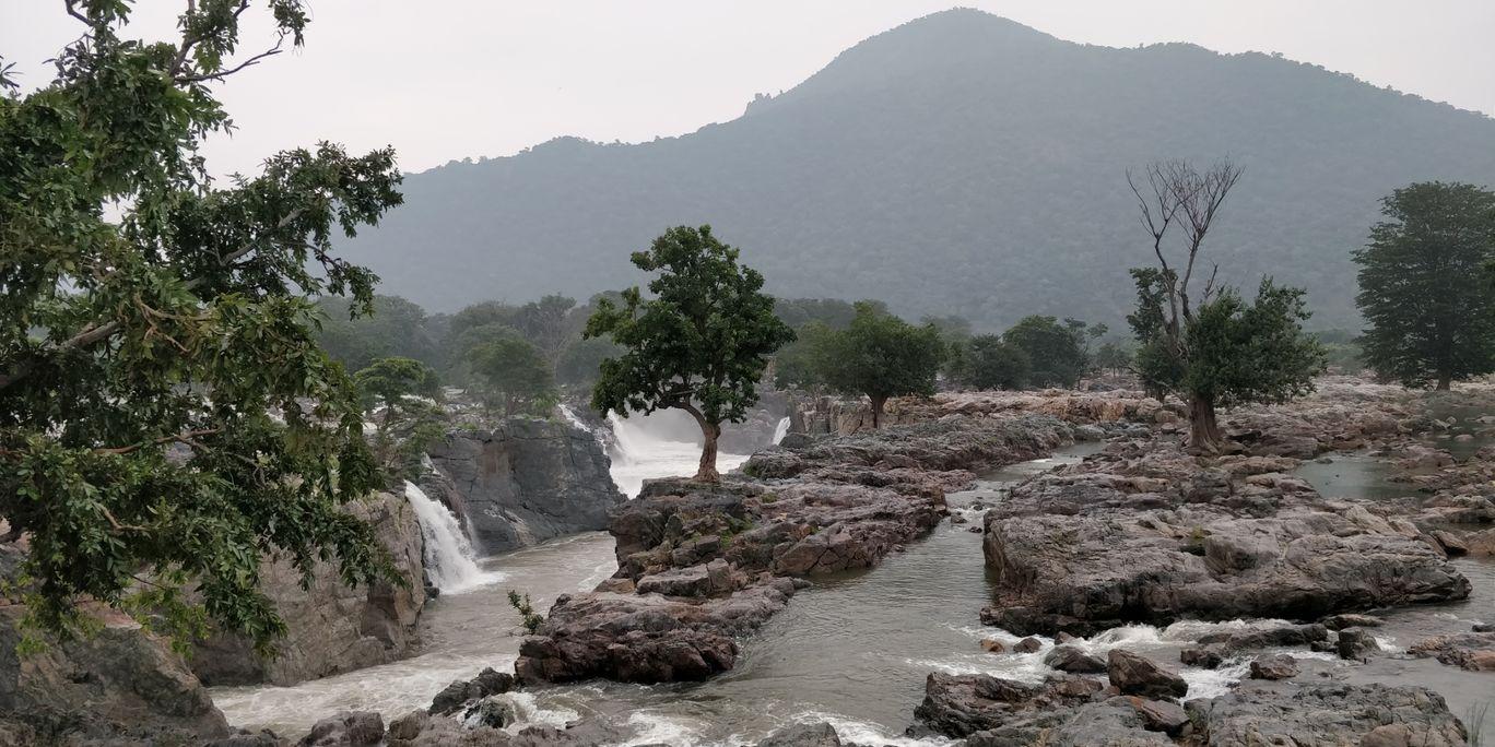 Photo of Hogenakkal Waterfalls By Dikshant Shekhar