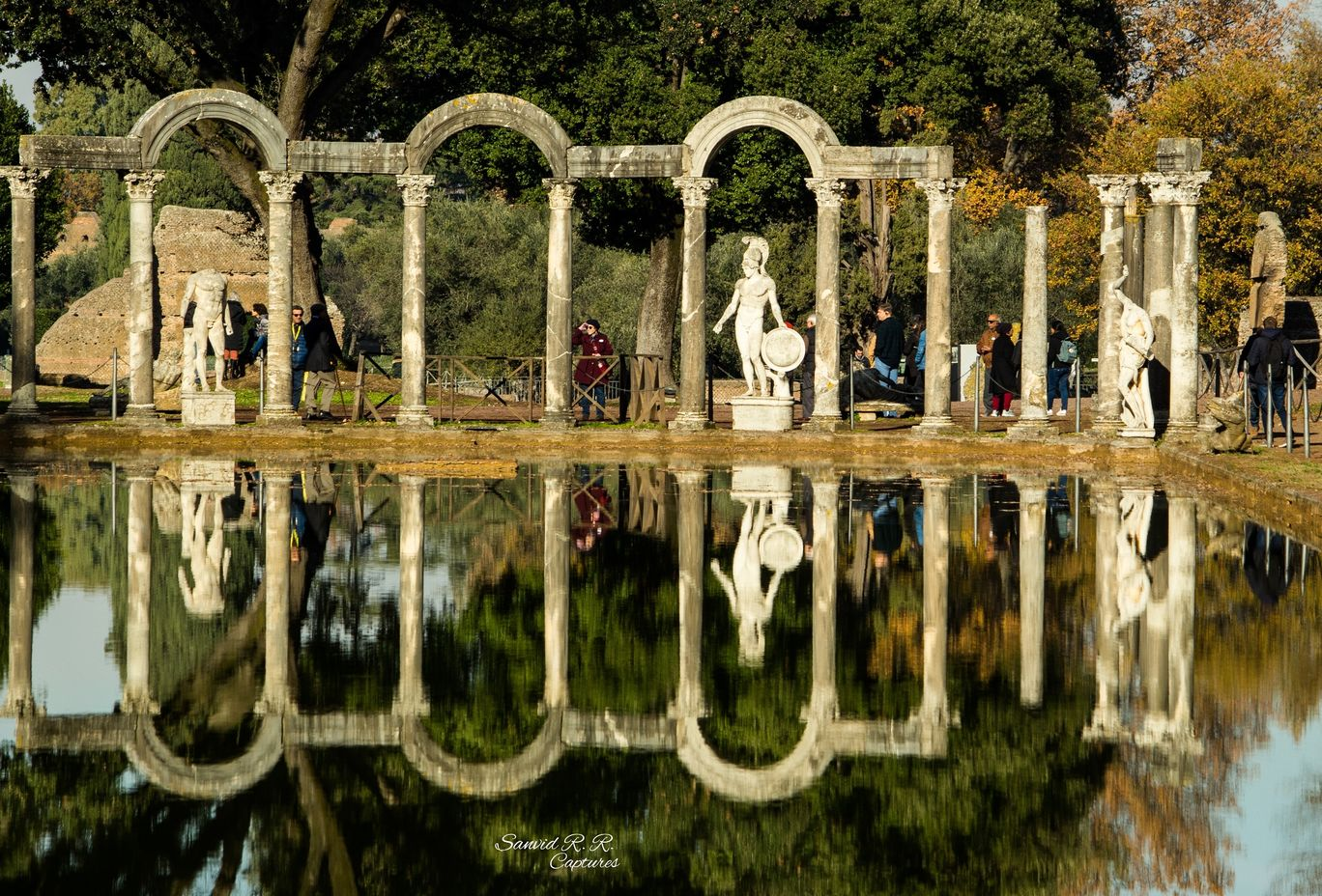 Photo of Via di Villa Adriana By Sanvid