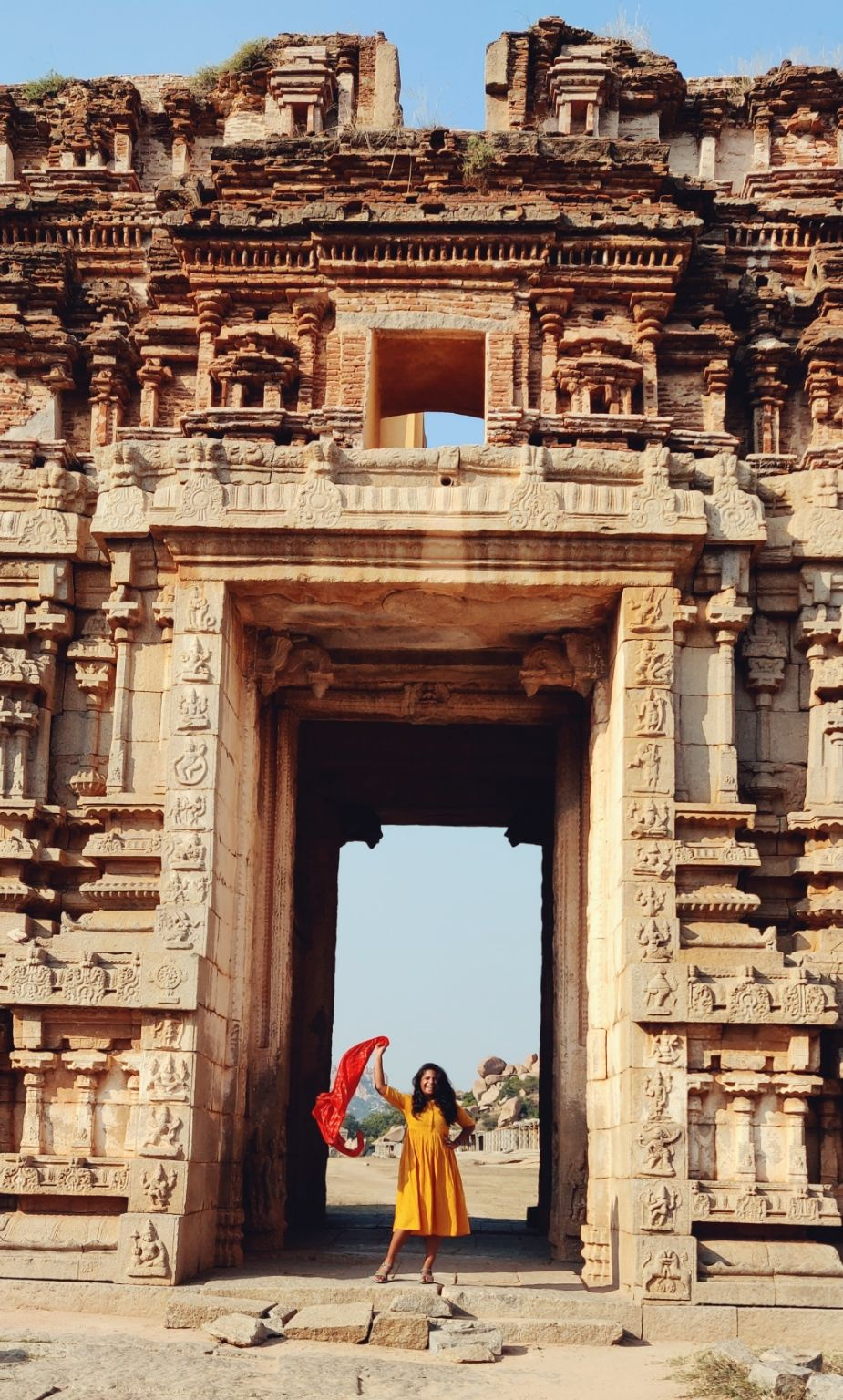Photo of Hampi By Sneha Parhi