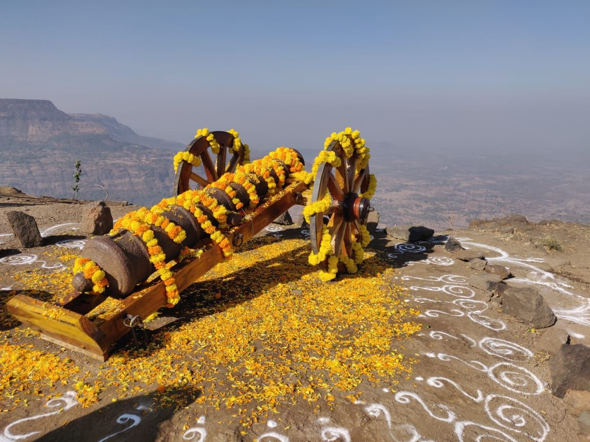 Photo of Kothaligad By Ronak Shah