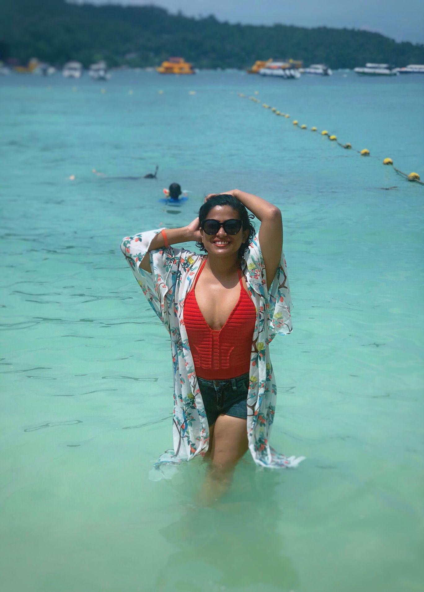 Photo of Phi Phi Islands By Debjani Sarkar