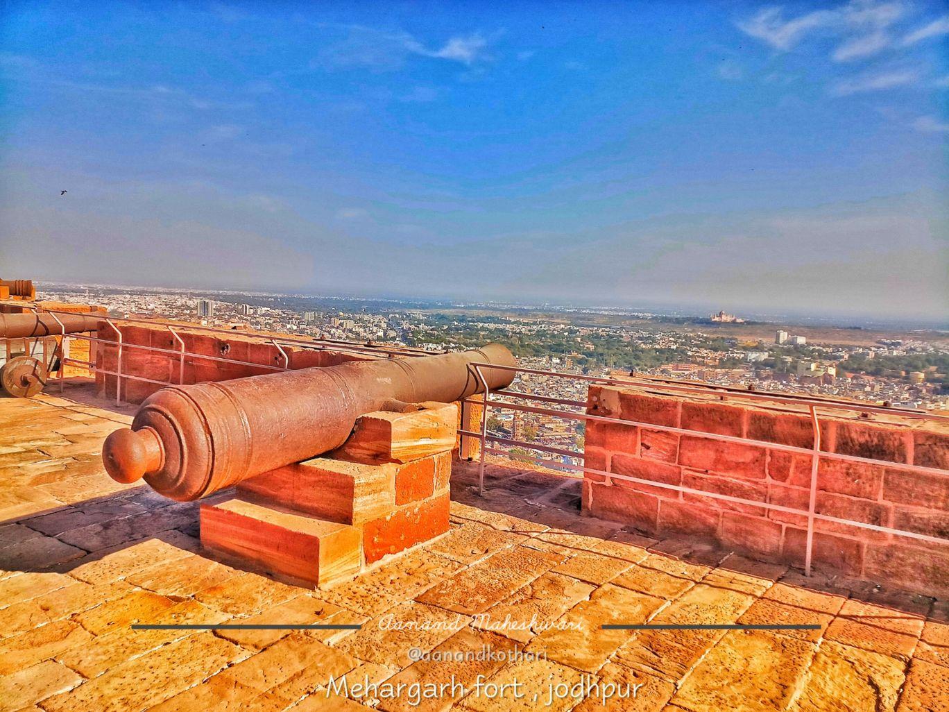 Photo of Mehrangarh Fort Museum By Aanand Maheshwari