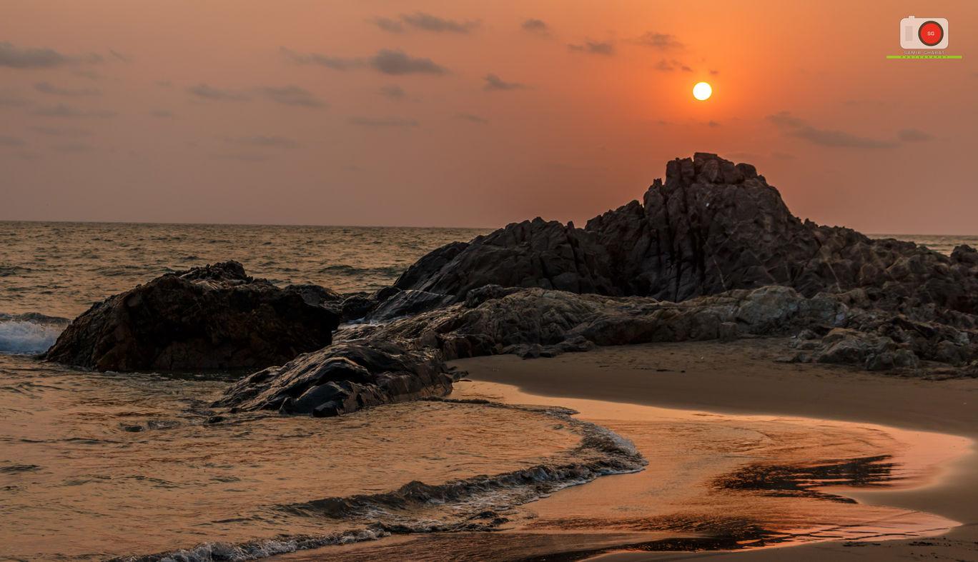 Photo of Vagator Beach By Samir Gharat