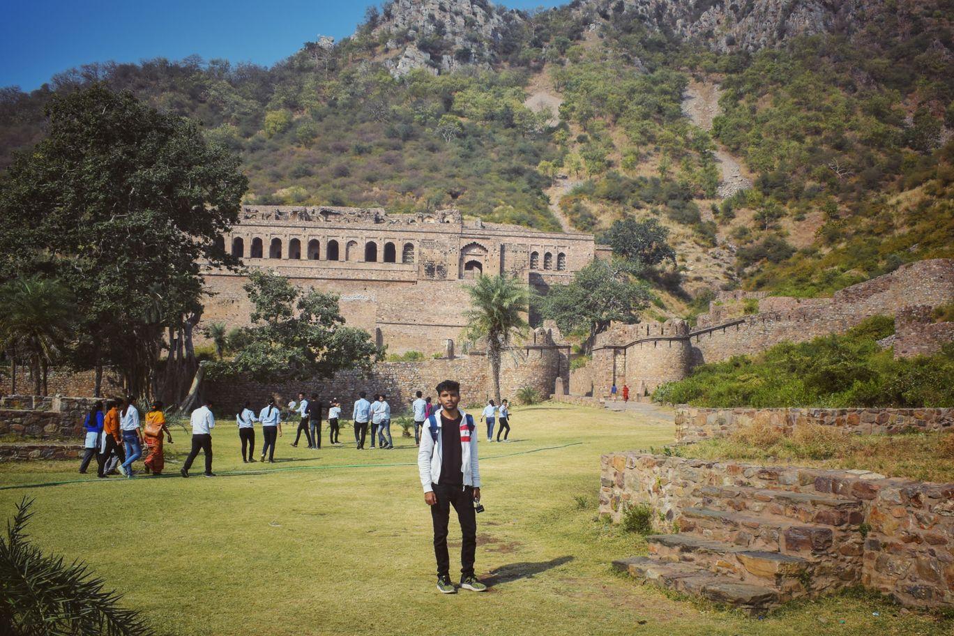 Photo of Bhangarh Fort By Joshua john