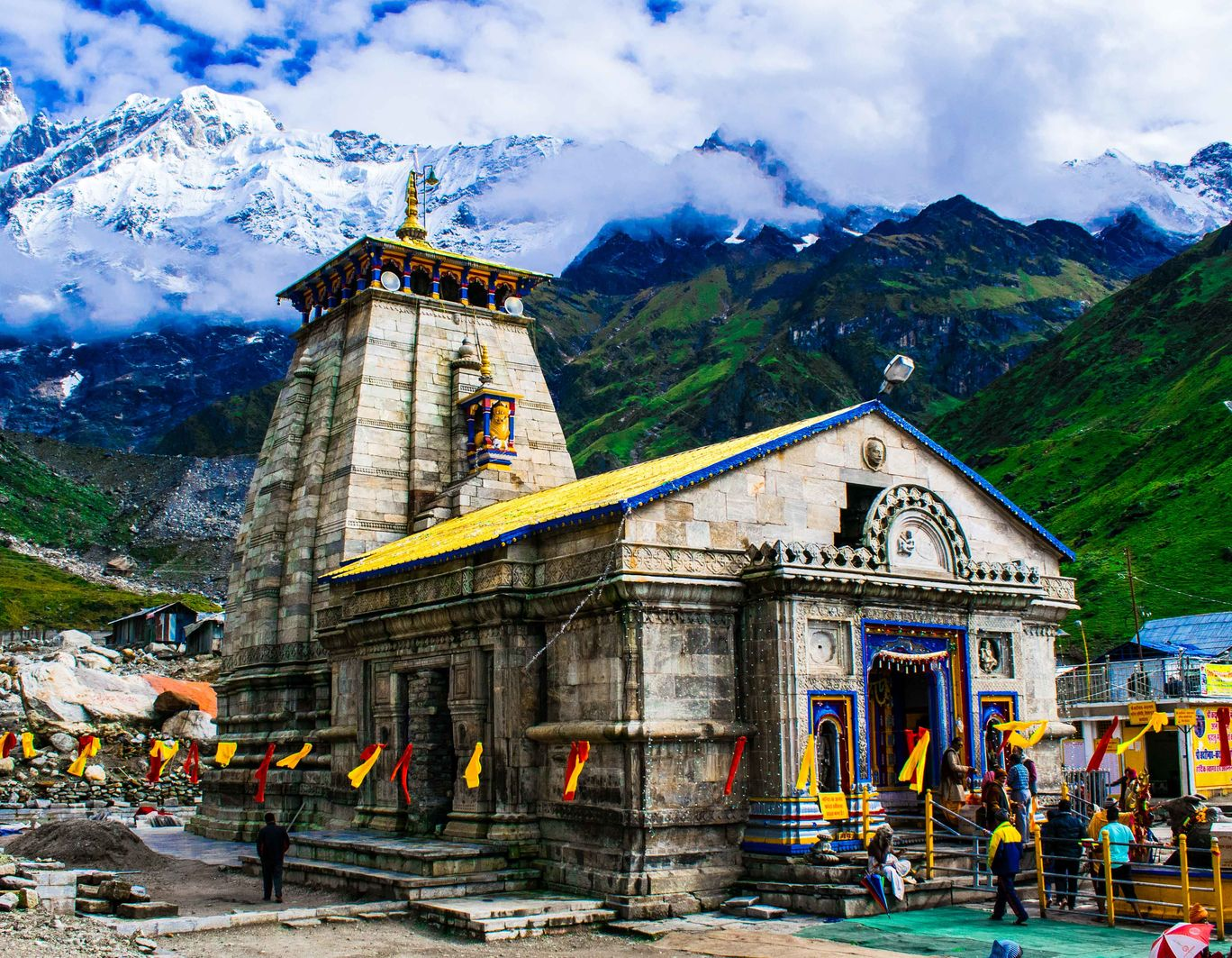 Photo of Kedarnath Temple By BizareXpedition