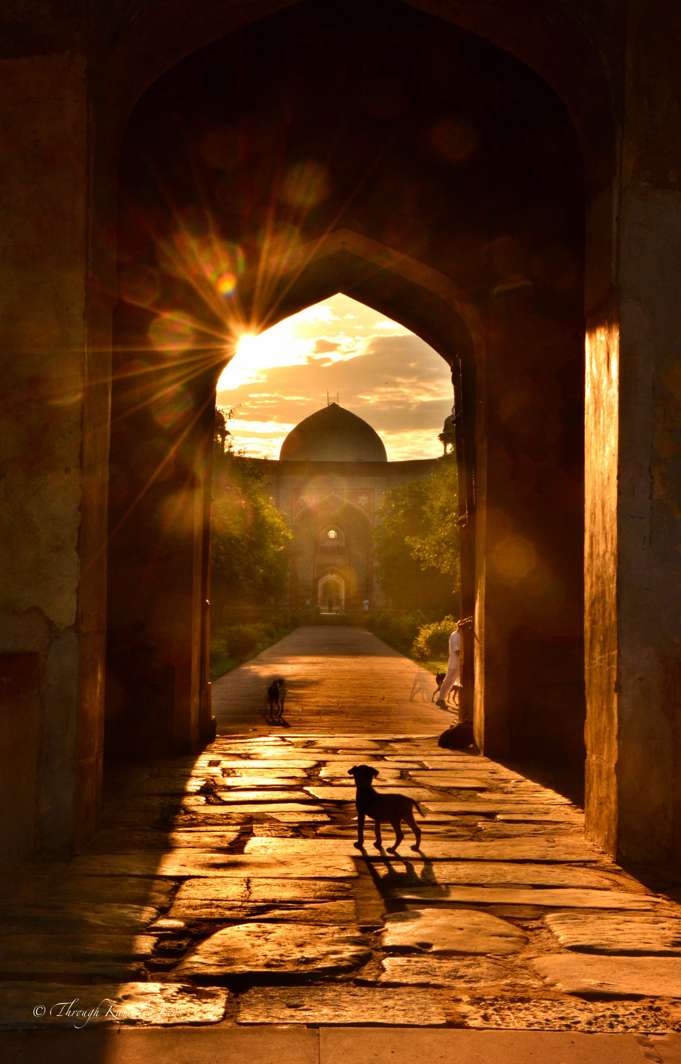 Photo of Humayun's Tomb By Kamal Ranjan Sahoo