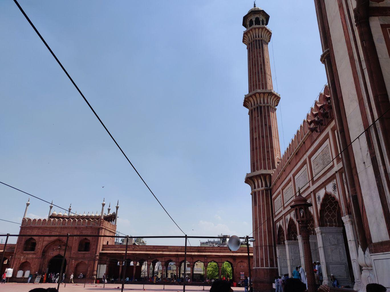 Photo of Jama Masjid By Lingaraj Patro