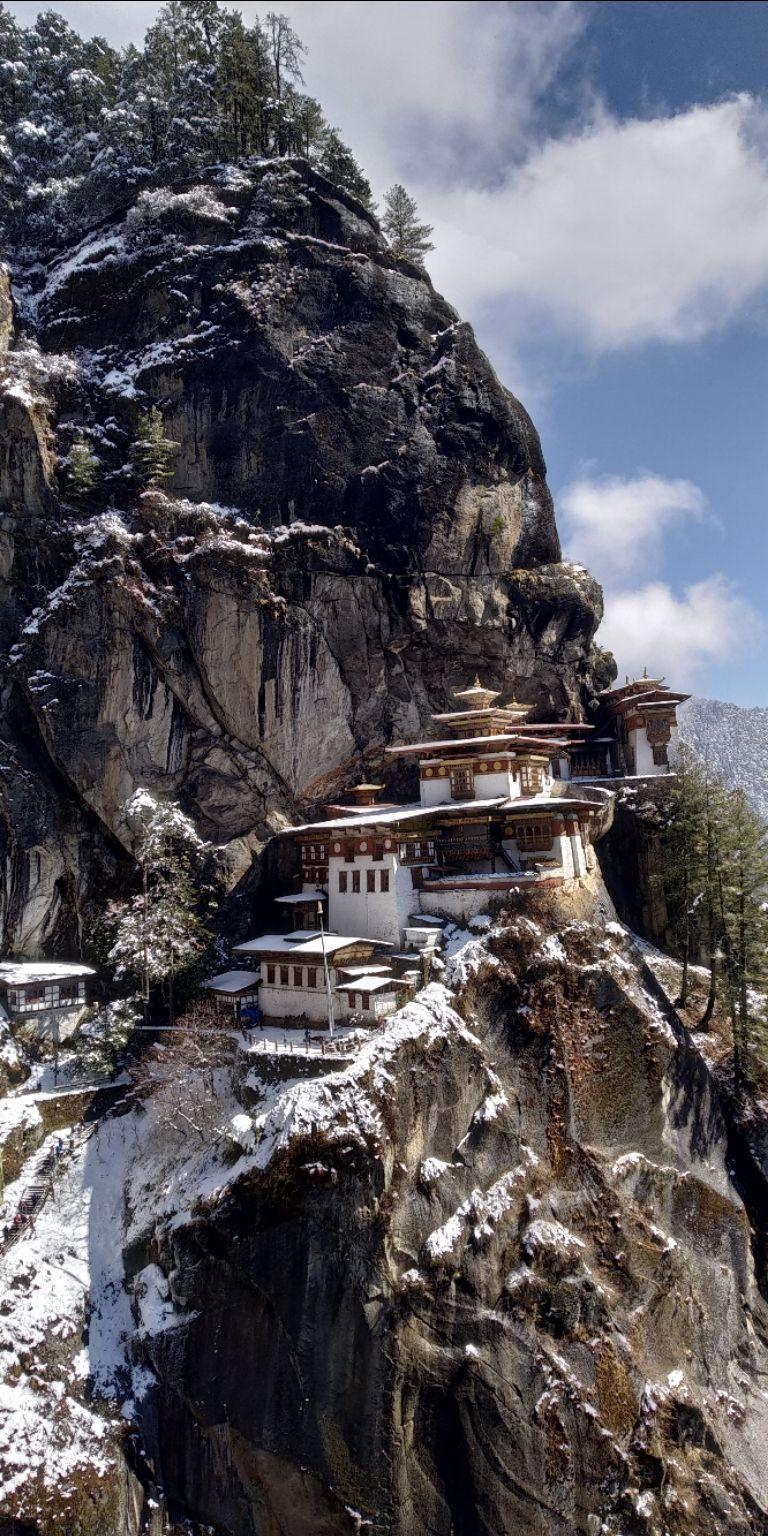 Photo of Bhutan By Akshay Shinde