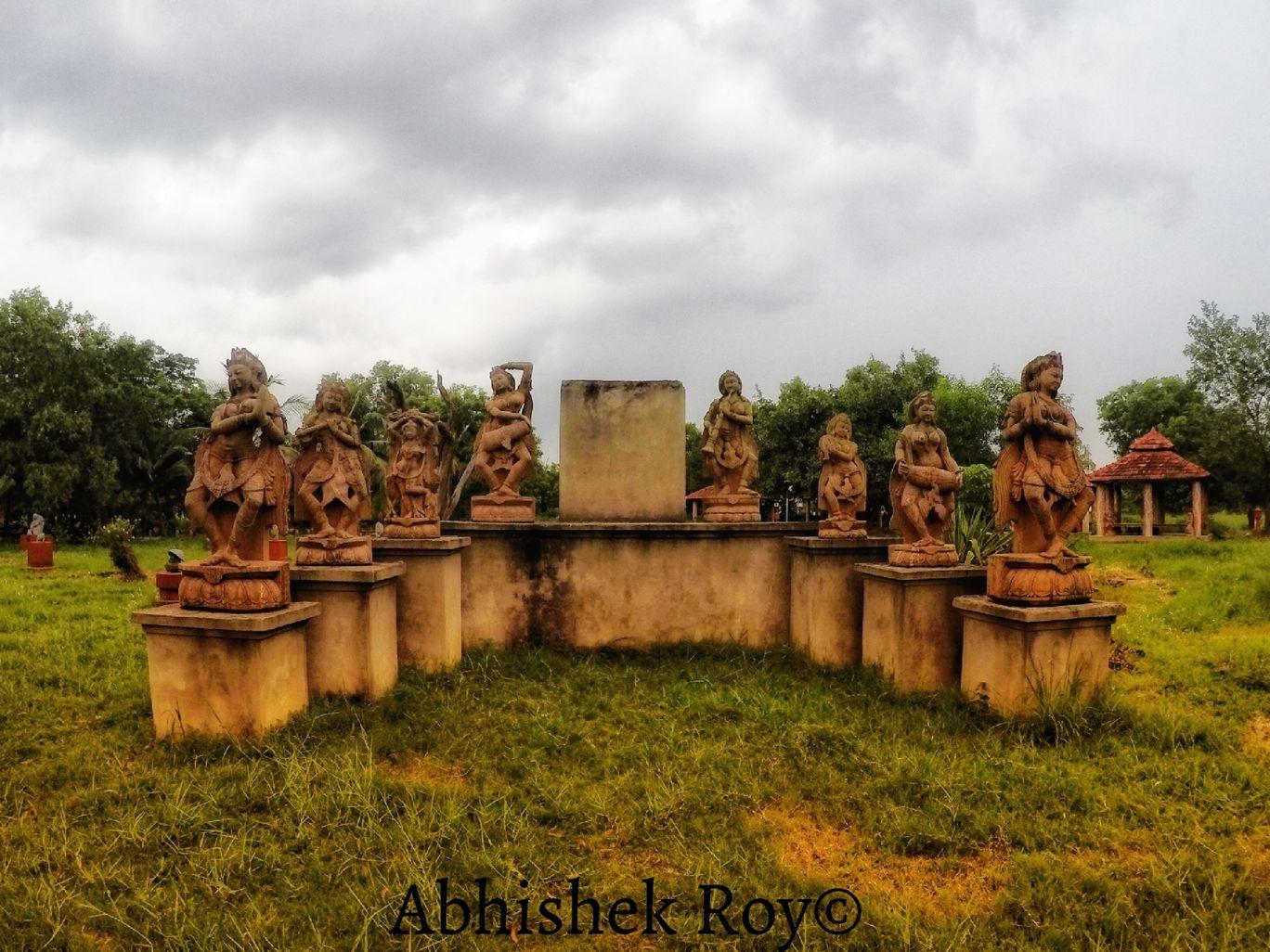 Photo of Santiniketan By Abhishek Roy