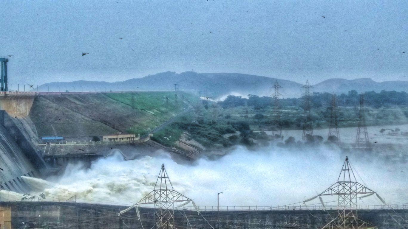 Photo of Hirakud Dam By Shubham