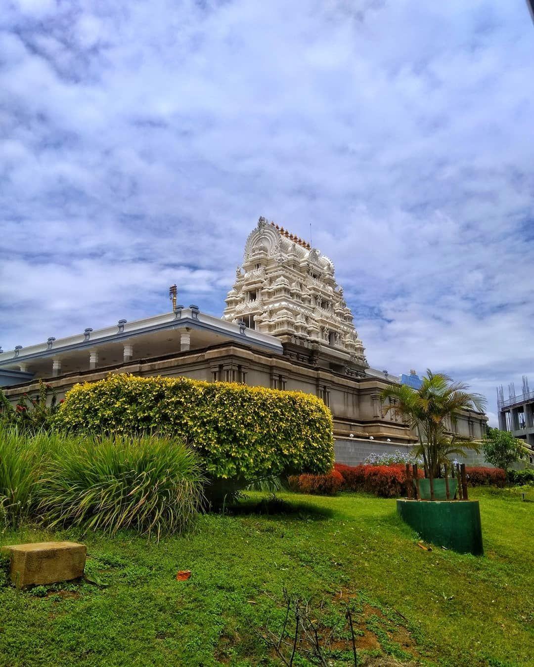 Photo of ISKCON Temple Bangalore By Shubham