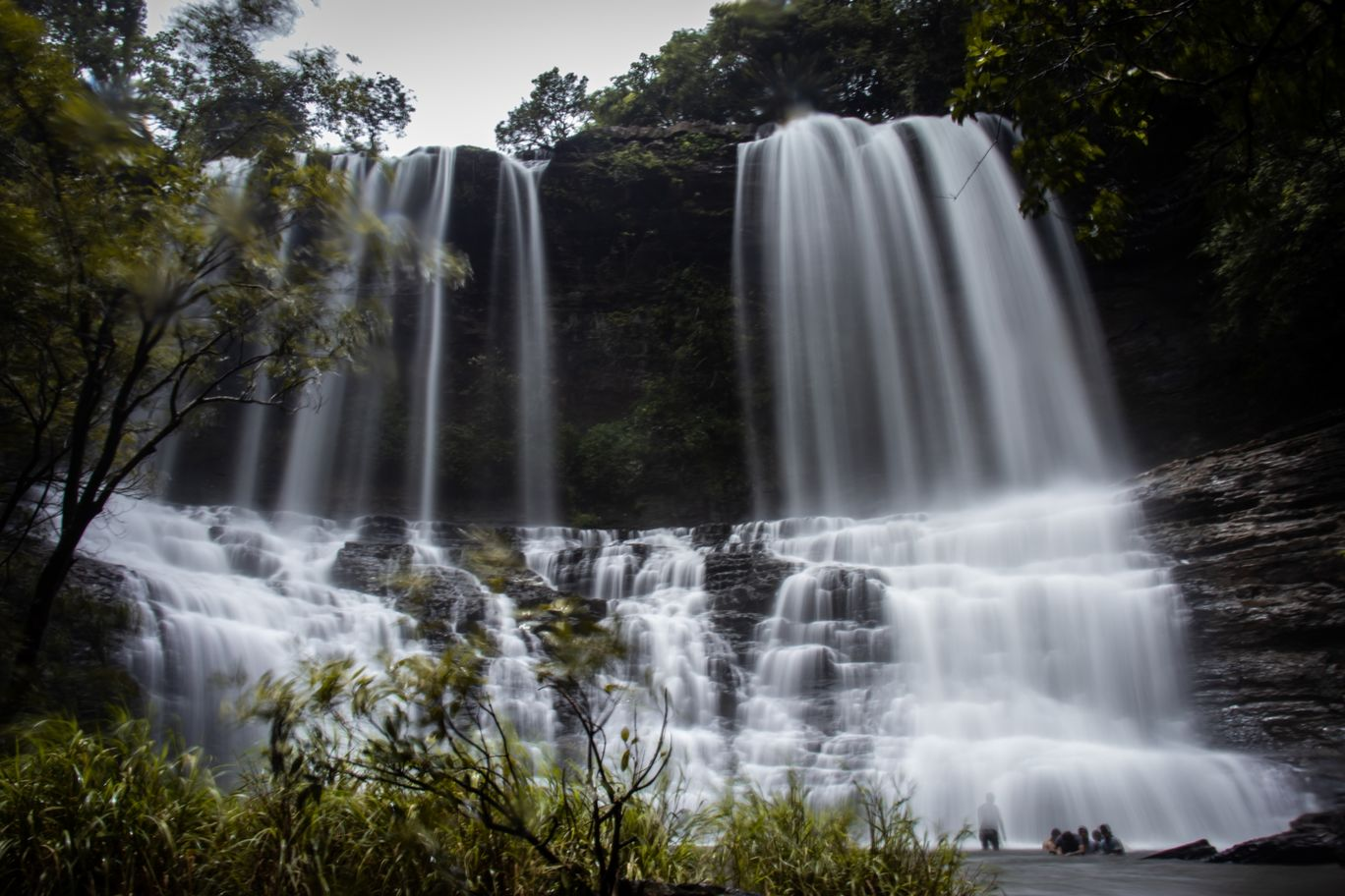 Photo of Sawatsada Waterfall By Shubham Raut