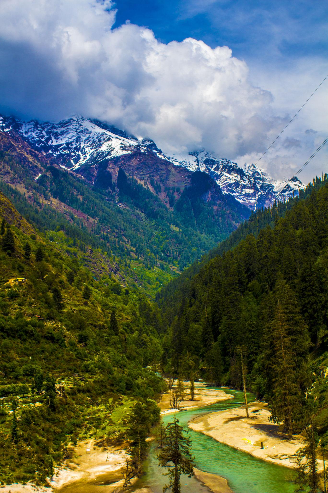 Photo of Kheer Ganga Trek By Lokesh Raj