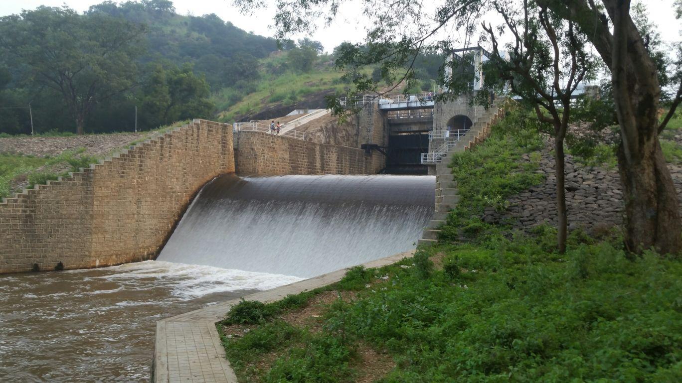 Photo of Pilavakkal Dam By Asok Babu