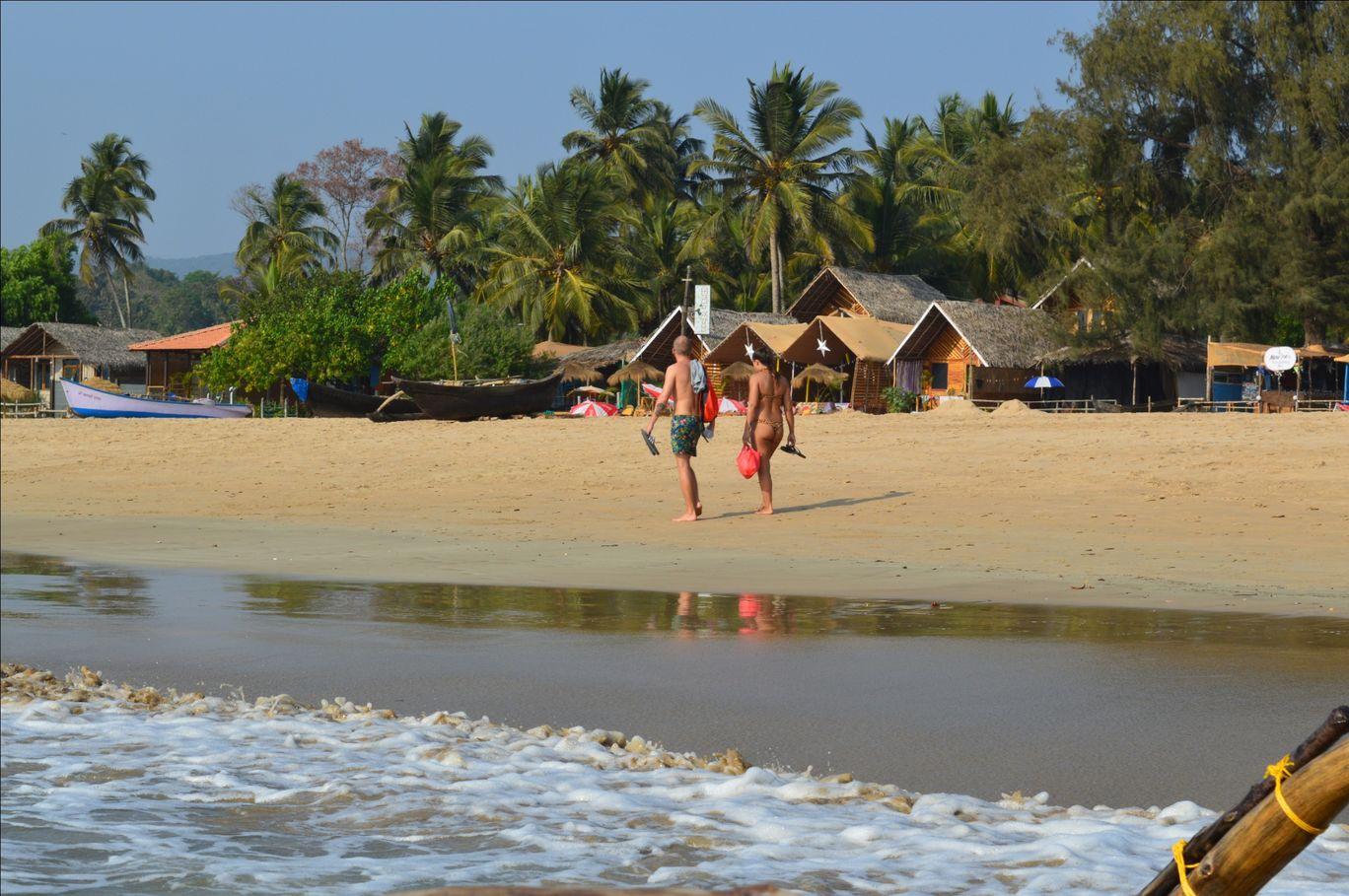 Photo of Agonda Beach By HD VLOGS