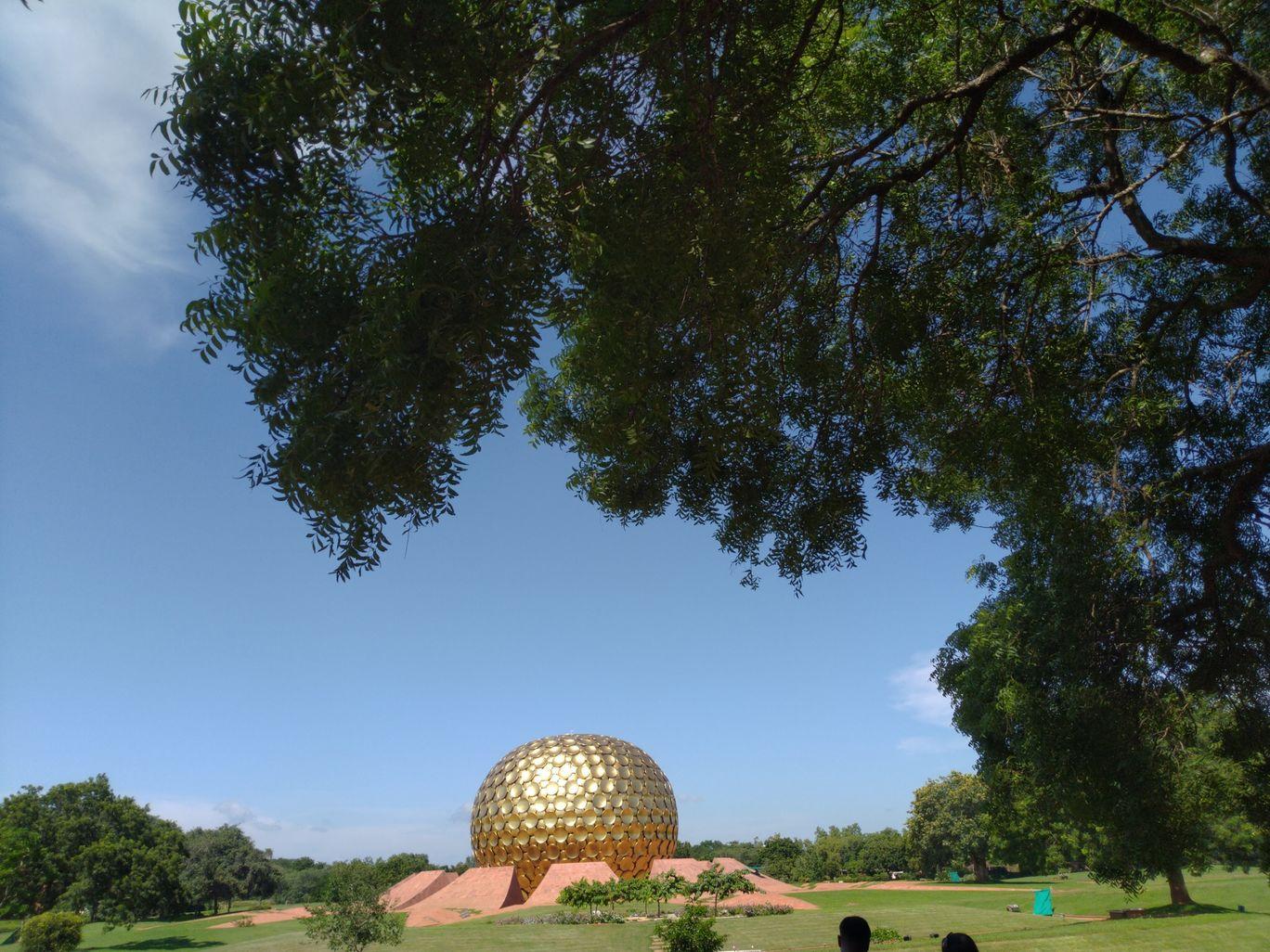 Photo of Auroville: The City of Dawn By Pratiyush Sah